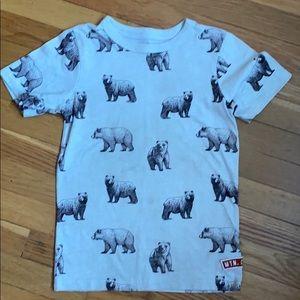 Carters boys bear tee shirt 8
